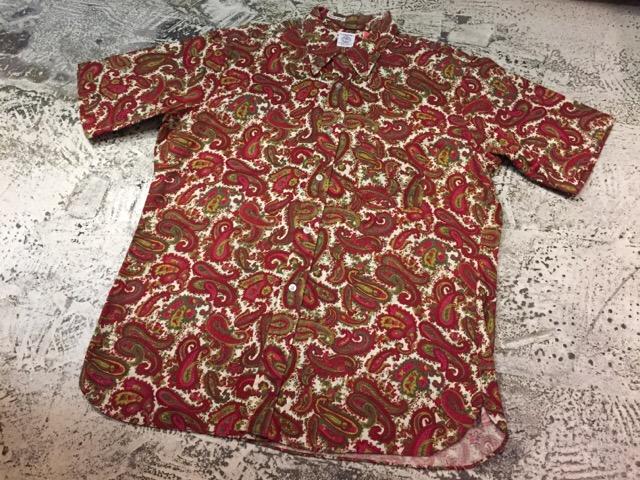 7月26日(水)大阪店ヴィンテージ入荷!!#5 Vintage Shirt編! Paddle&Saddle&Souvenir!!_c0078587_17222249.jpg