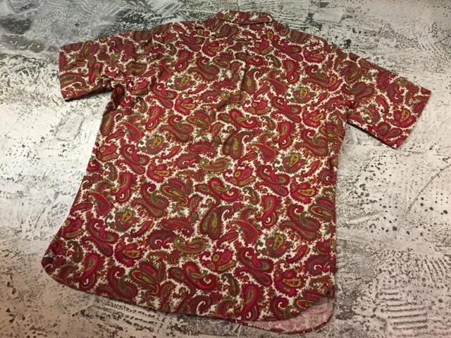7月26日(水)大阪店ヴィンテージ入荷!!#5 Vintage Shirt編! Paddle&Saddle&Souvenir!!_c0078587_17223089.jpg
