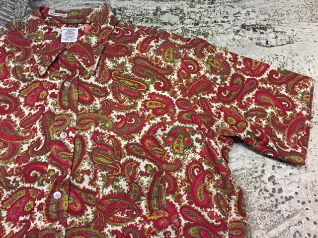 7月26日(水)大阪店ヴィンテージ入荷!!#5 Vintage Shirt編! Paddle&Saddle&Souvenir!!_c0078587_17225234.jpg