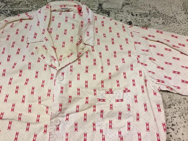 7月26日(水)大阪店ヴィンテージ入荷!!#5 Vintage Shirt編! Paddle&Saddle&Souvenir!!_c0078587_17244017.jpg