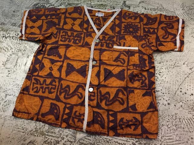 7月26日(水)大阪店ヴィンテージ入荷!!#5 Vintage Shirt編! Paddle&Saddle&Souvenir!!_c0078587_17255973.jpg