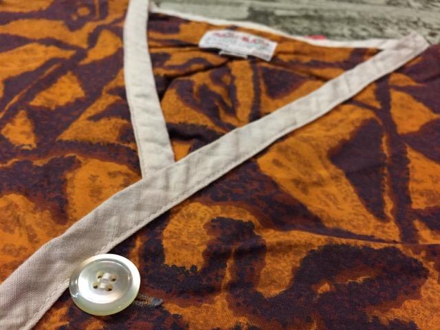 7月26日(水)大阪店ヴィンテージ入荷!!#5 Vintage Shirt編! Paddle&Saddle&Souvenir!!_c0078587_17264364.jpg