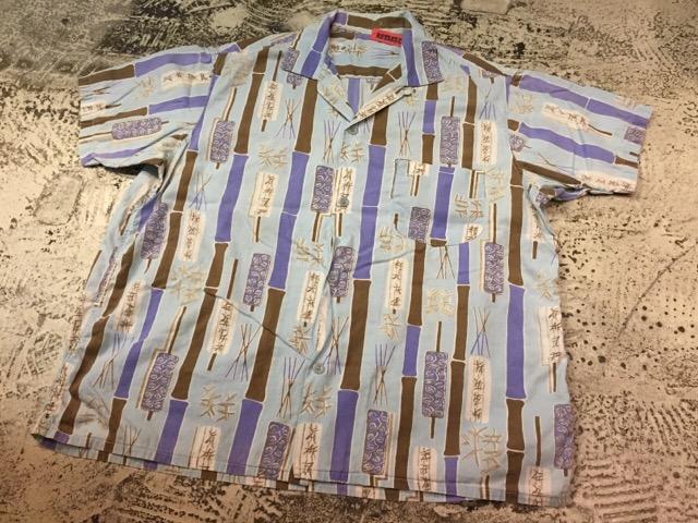 7月26日(水)大阪店ヴィンテージ入荷!!#5 Vintage Shirt編! Paddle&Saddle&Souvenir!!_c0078587_17272362.jpg