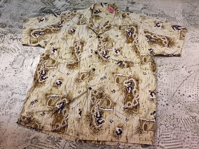 7月26日(水)大阪店ヴィンテージ入荷!!#5 Vintage Shirt編! Paddle&Saddle&Souvenir!!_c0078587_17283428.jpg