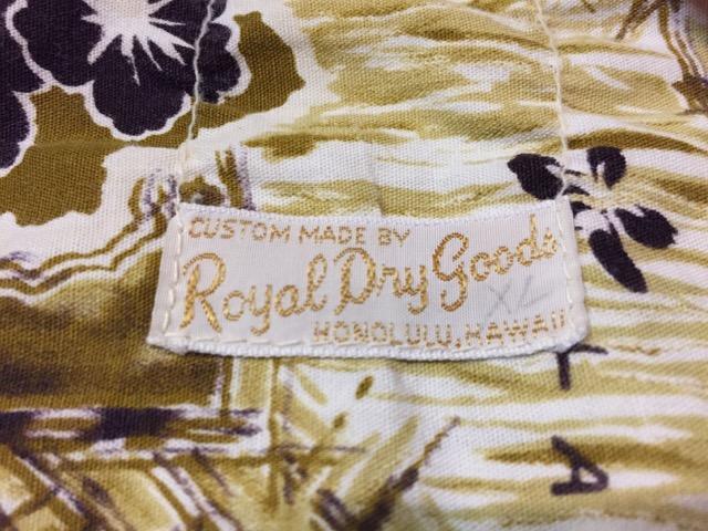 7月26日(水)大阪店ヴィンテージ入荷!!#5 Vintage Shirt編! Paddle&Saddle&Souvenir!!_c0078587_17284719.jpg