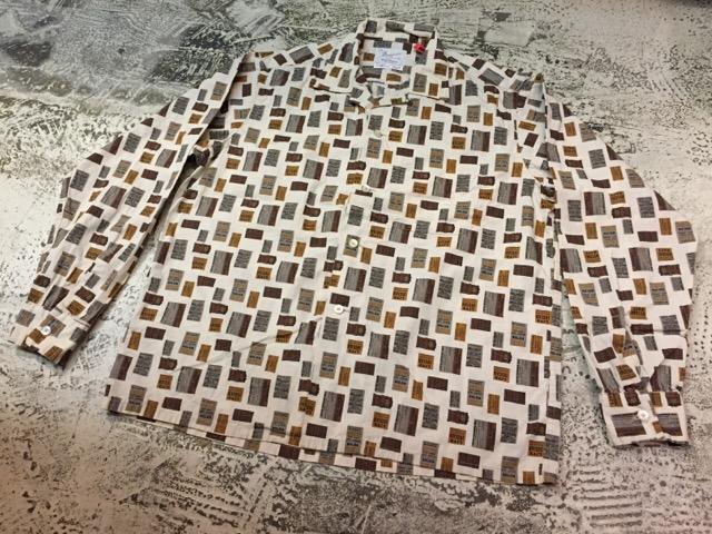7月26日(水)大阪店ヴィンテージ入荷!!#5 Vintage Shirt編! Paddle&Saddle&Souvenir!!_c0078587_17295773.jpg