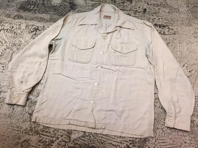 7月26日(水)大阪店ヴィンテージ入荷!!#5 Vintage Shirt編! Paddle&Saddle&Souvenir!!_c0078587_17445514.jpg