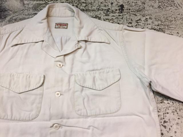 7月26日(水)大阪店ヴィンテージ入荷!!#5 Vintage Shirt編! Paddle&Saddle&Souvenir!!_c0078587_17453266.jpg