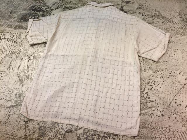 7月26日(水)大阪店ヴィンテージ入荷!!#5 Vintage Shirt編! Paddle&Saddle&Souvenir!!_c0078587_17471380.jpg