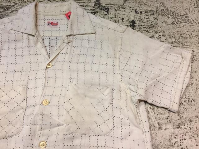 7月26日(水)大阪店ヴィンテージ入荷!!#5 Vintage Shirt編! Paddle&Saddle&Souvenir!!_c0078587_1747344.jpg