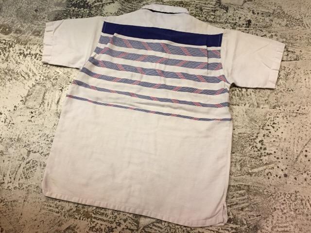 7月26日(水)大阪店ヴィンテージ入荷!!#5 Vintage Shirt編! Paddle&Saddle&Souvenir!!_c0078587_17494744.jpg
