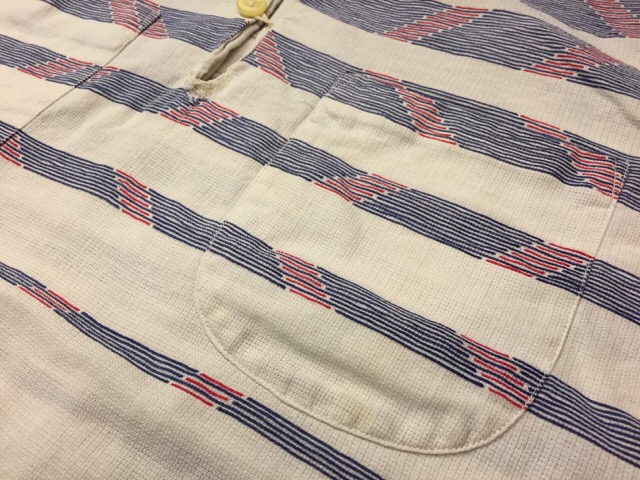 7月26日(水)大阪店ヴィンテージ入荷!!#5 Vintage Shirt編! Paddle&Saddle&Souvenir!!_c0078587_17505226.jpg