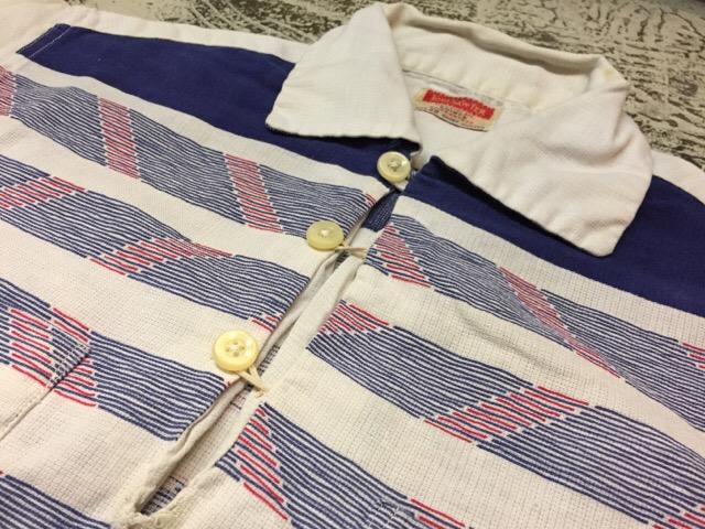 7月26日(水)大阪店ヴィンテージ入荷!!#5 Vintage Shirt編! Paddle&Saddle&Souvenir!!_c0078587_175110100.jpg