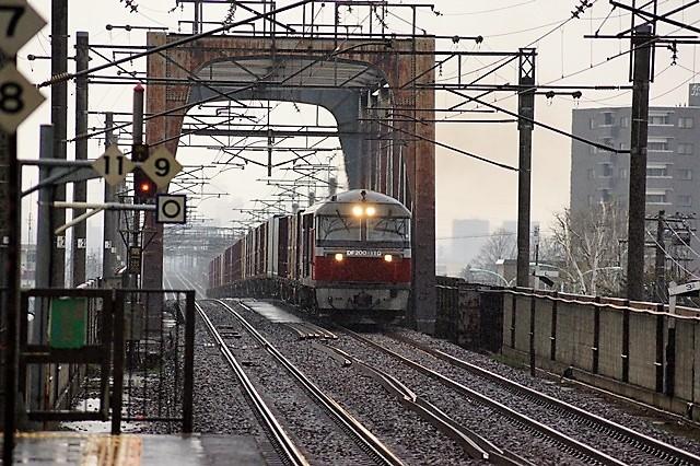 藤田八束の鉄道写真@貨物列車の写真、北海道、東北、関東、山陽、九州を走る_d0181492_21223620.jpg