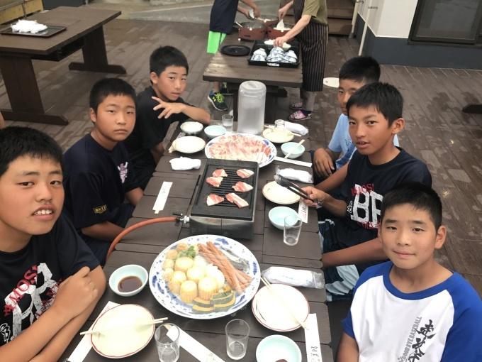 岡山遠征2日目。考えて試合をしています。_f0209300_19431053.jpg