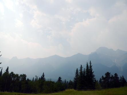 THE LOOKOUT PATIO @Banffのおいしい絶景_b0118001_13243788.jpg