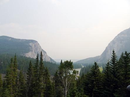 THE LOOKOUT PATIO @Banffのおいしい絶景_b0118001_13291750.jpg