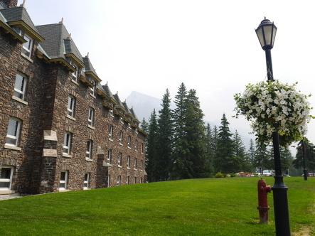 THE LOOKOUT PATIO @Banffのおいしい絶景_b0118001_13401276.jpg