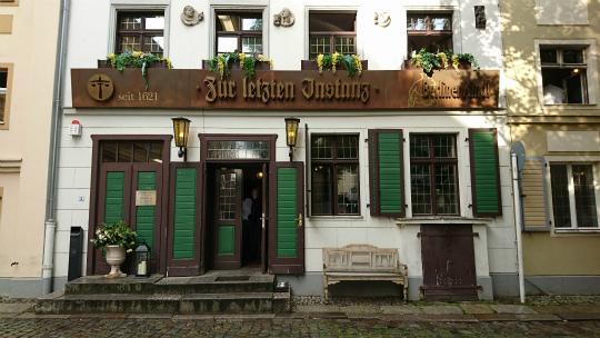 欧州出張2017年07月-第二日目-ベルリン最古のレストラン_c0153302_00041259.jpg