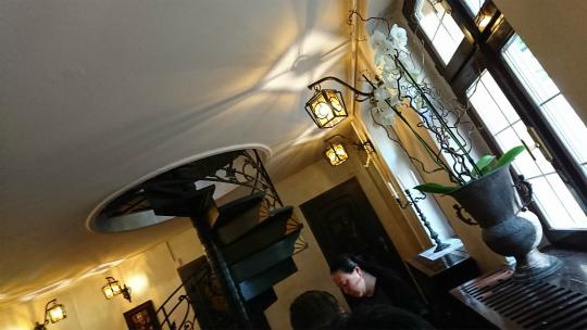 欧州出張2017年07月-第二日目-ベルリン最古のレストラン_c0153302_00041354.jpg