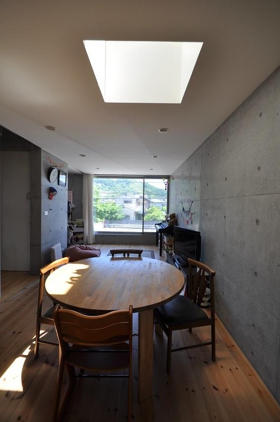 狭小住宅に住んでみた9 「5年目に完成した中庭」_e0028417_21105097.jpg