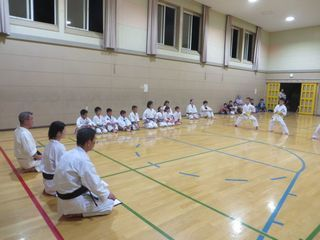 西町教室 夏期昇級審査会_c0118332_22522487.jpg