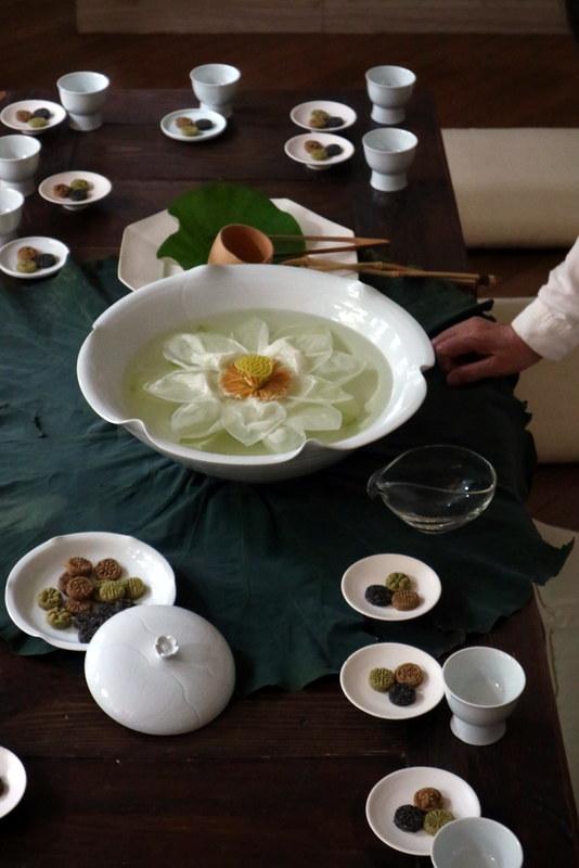 李映林先生 コウ静子先生のお料理会へ_d0210450_22113839.jpg