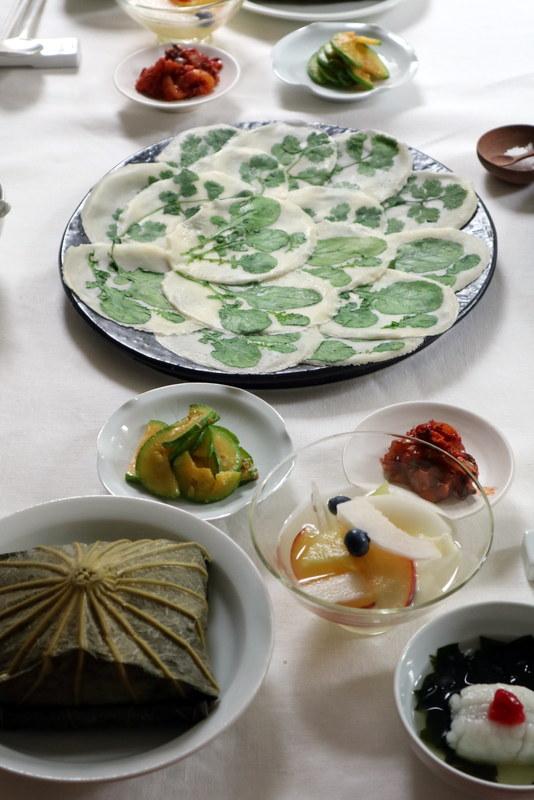 李映林先生 コウ静子先生のお料理会へ_d0210450_2252190.jpg