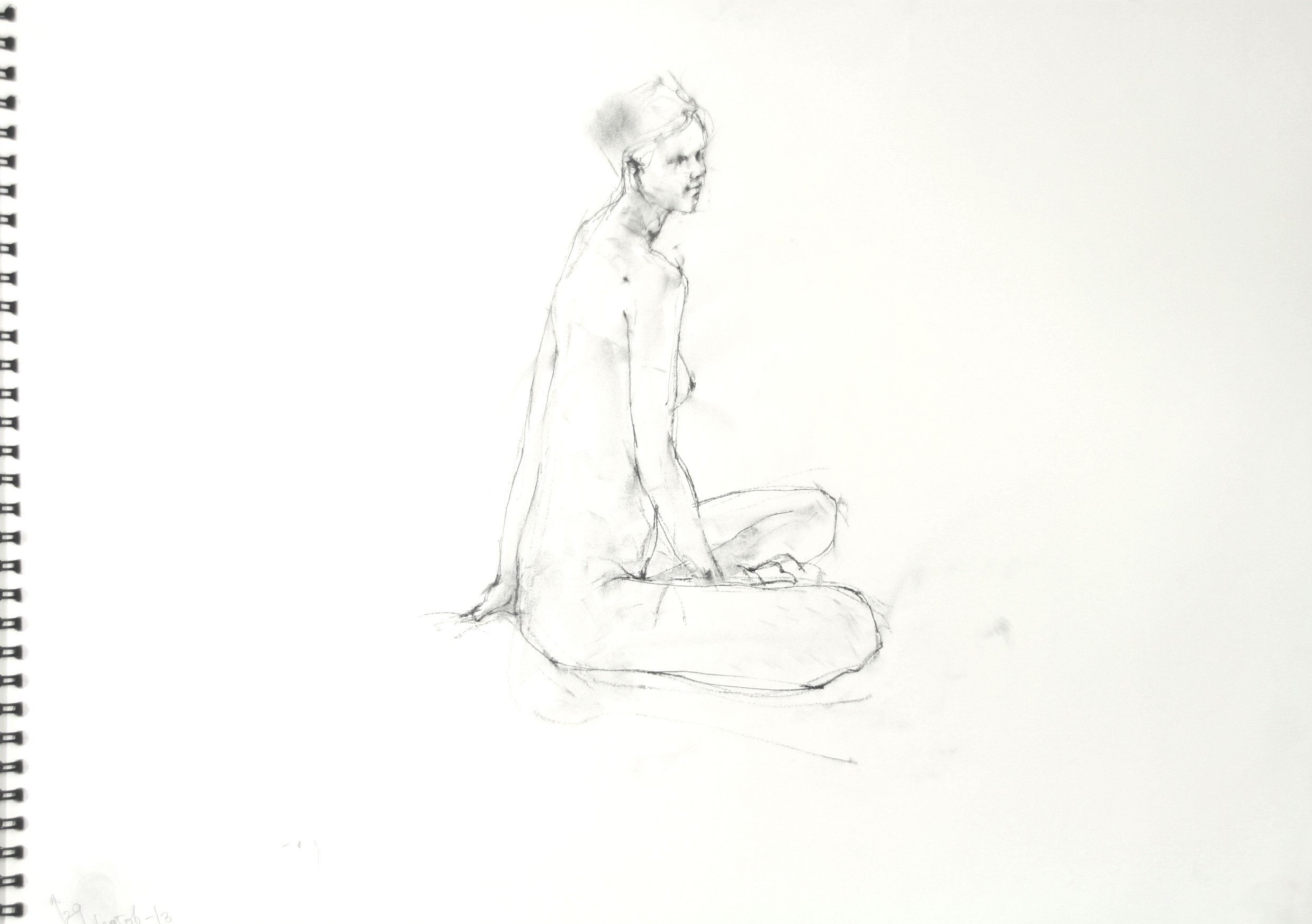 《 croquis  drawing dessin  sketch 》 5_f0159856_07133848.jpg
