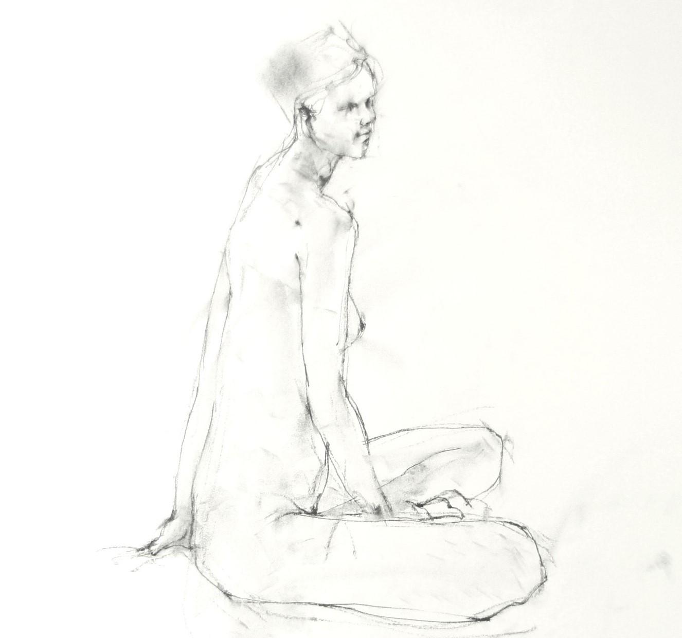 《 croquis  drawing dessin  sketch 》 5_f0159856_07134810.jpg