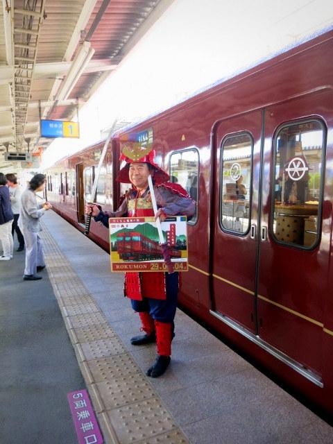長野→軽井沢・観光列車 ろくもん2号*観光編_f0236260_13465712.jpg