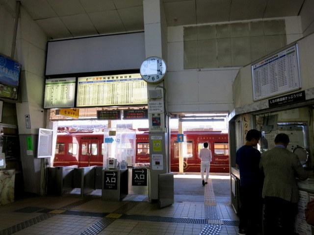 長野→軽井沢・観光列車 ろくもん2号*観光編_f0236260_14104371.jpg