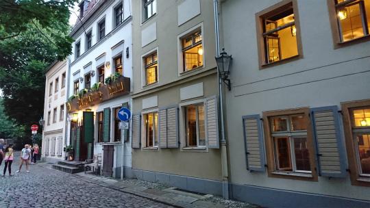 欧州出張2017年07月-第二日目-ベルリン最古のレストラン_c0153302_22580051.jpg
