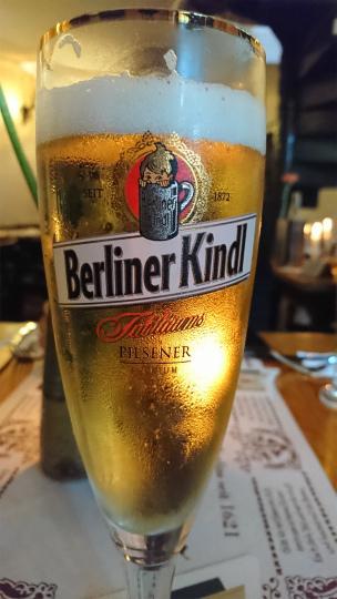欧州出張2017年07月-第二日目-ベルリン最古のレストラン_c0153302_22580077.jpg