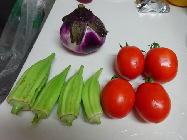 ジャガイモの収穫と秋冬に向けて始動!_c0369304_22021590.jpg