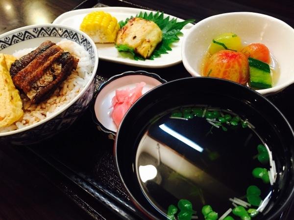 京都・老舗割烹の暑気払いランチ_a0103940_12203573.jpg