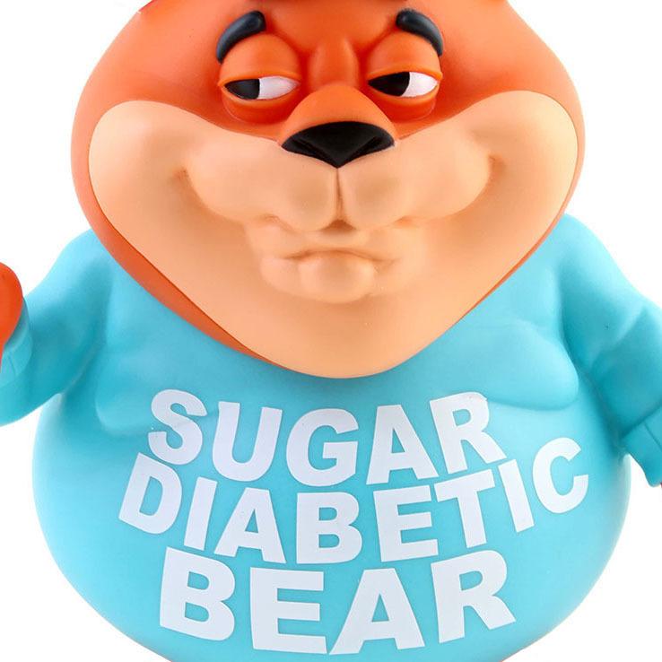 まんま、糖尿病のクマっていう名の新顔、登場_a0077842_21384688.jpg