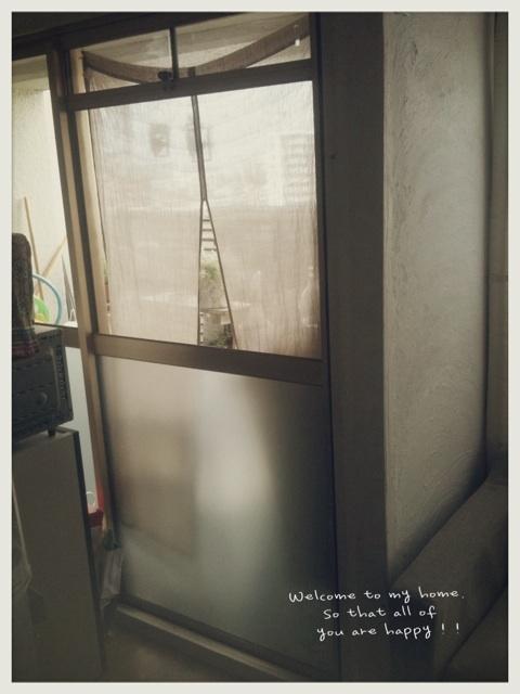 スモールガーデンをお部屋の中から楽しむために窓枠DIY♪_c0325873_19591294.jpg