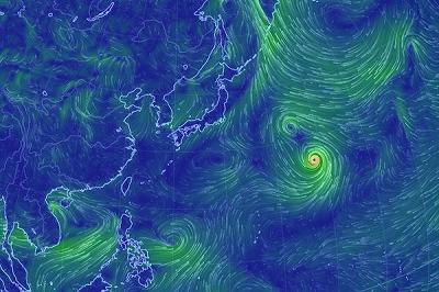 作りおきの仕上げ ✿ 気になる台風(´∵`)♪_c0139375_11463097.jpg