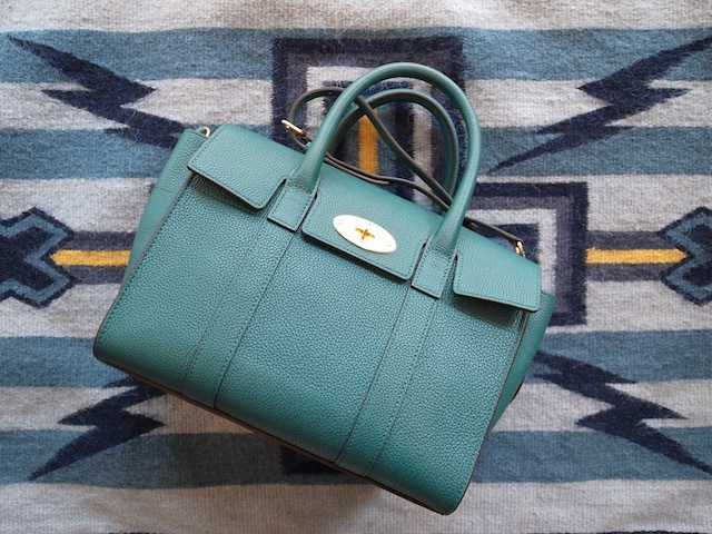DETAIL MULBERRY SMALL BAYSWATER_f0111683_16281389.jpg