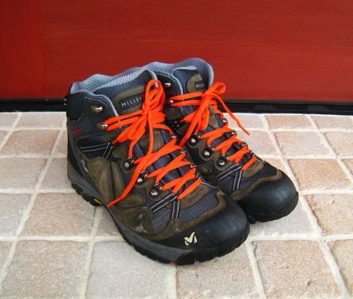 MILLET Trekking Shoes_b0170184_07173602.jpg