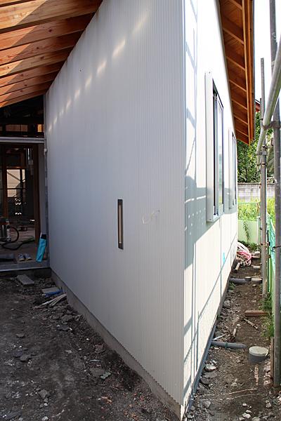 tm-house(群馬県高崎市)-外壁が仕上がりました_f0064884_17401025.jpg