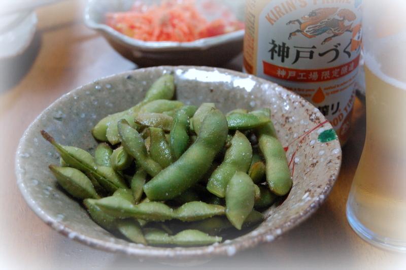 枝豆~~~_c0057390_02044992.jpg
