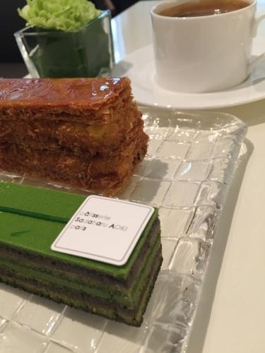 Sadaharu AOKIでお茶を_c0352090_21235459.jpg