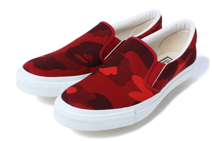 COLOR CAMO SLIP ON_a0174495_11524707.jpg