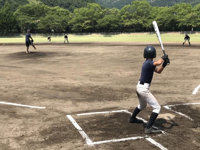 2年生練習開始。野球を知ろう。_f0209300_19515481.jpg