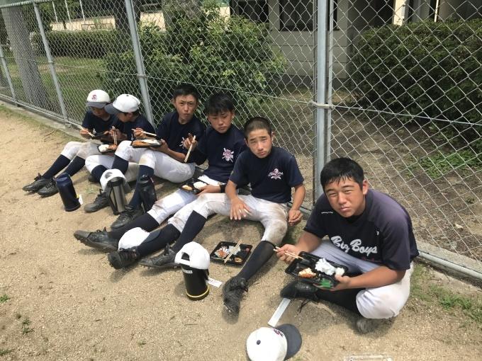 2年生練習開始。野球を知ろう。_f0209300_19524358.jpg