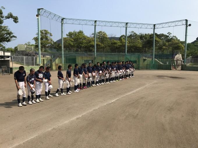 2年生練習開始。野球を知ろう。_f0209300_19532312.jpg