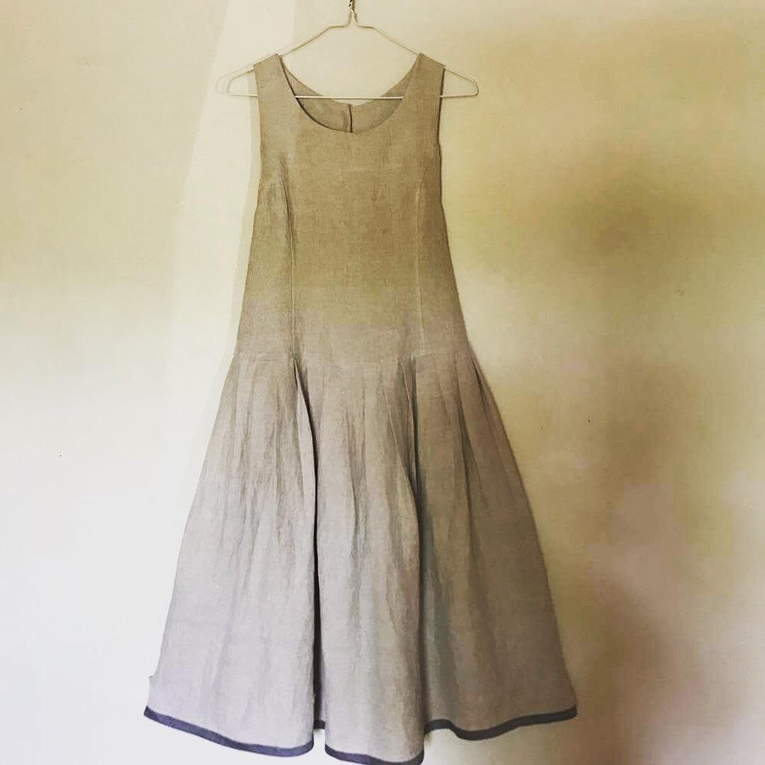 三橋妙子 夏の服展_c0256701_11594420.jpg