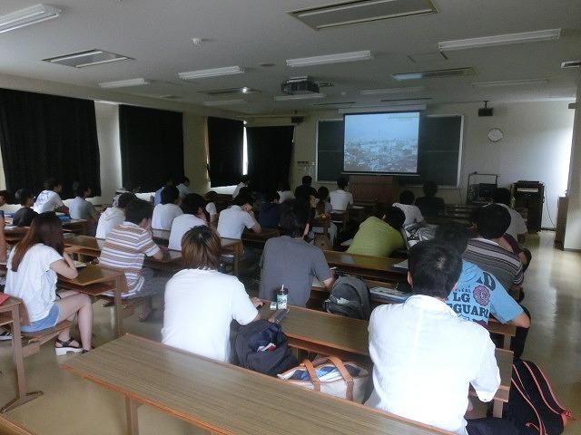 「公害」を知らない学生に「公害のデパート」と呼ばれた歴史と課題を伝える  来年3月で撤退の常葉大富士キャンパスで講義_f0141310_07411050.jpg